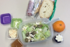 Lunch idea sandwih salad2